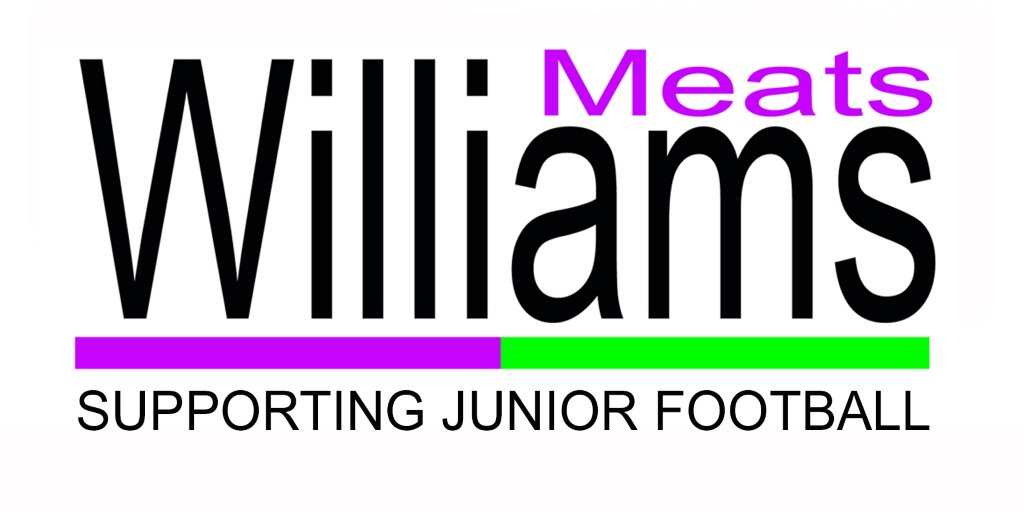 williams meats FOOTBALL LOGO